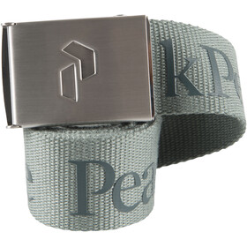 Peak Performance Rider Belt Slate Green